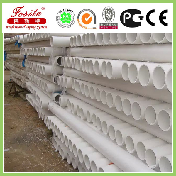 110mm upvc pipe