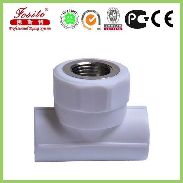 Ppr Water Pipe Fitting Co...