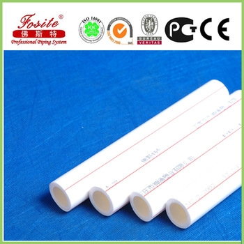 China manufacture high quality PPR pipe ppr tube