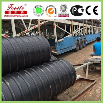 Manufacture supplier HDPE pipe 25mm diameter for irrigation or water supply