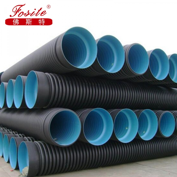 HDPE pipe for water suppl...